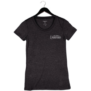 Redemption Whiskey - Women's Triblend Tee - Charcoal