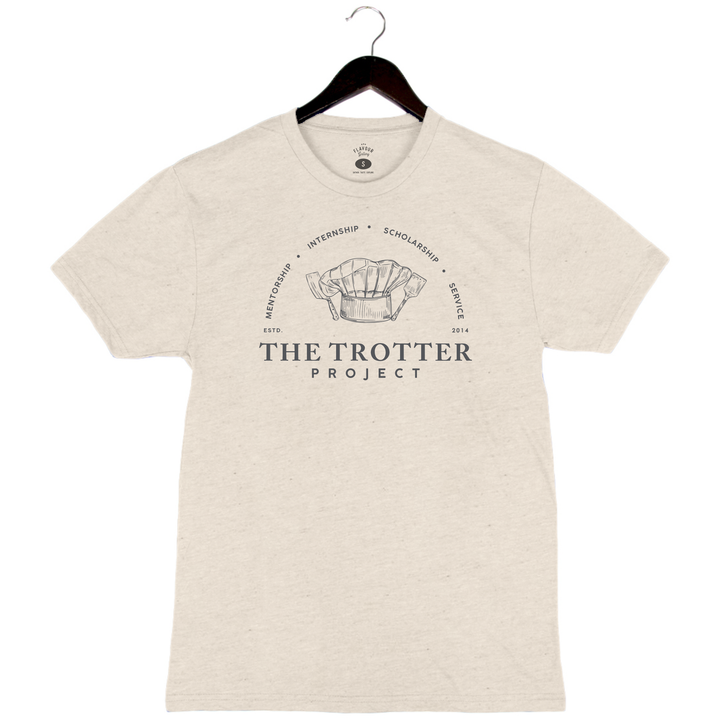 Trotter Project - Unisex Crew - Oatmeal