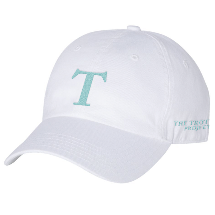 Trotter Project - Dad Cap - White
