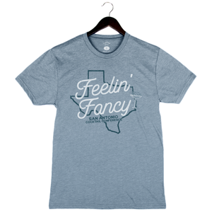 SACC - 2020 - FEELIN' FANCY - UNISEX/MENS CREW - DENIM