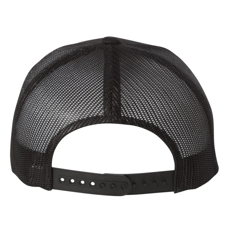 Saucy - Trucker Hat - Black
