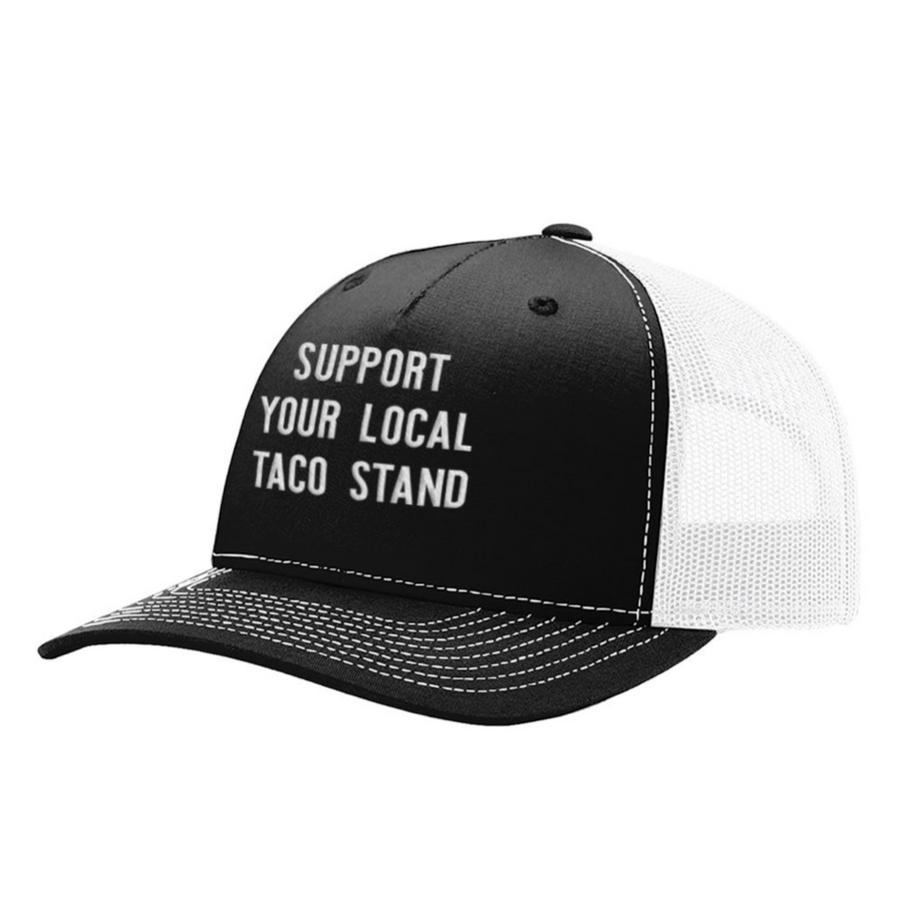 Taco Stand by Aarón Sánchez - Trucker Hat - Black