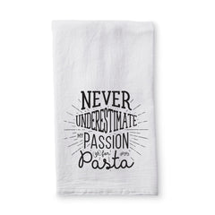 Passion for Pasta - Decorative Kitchen Towel