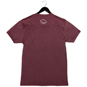 Tupelo Honey - Butter My Biscuits - Unisex/Men's Crew - Maroon