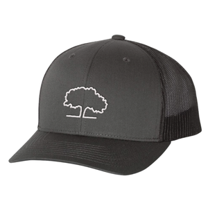 Tupelo Honey - Trucker Hat - Charcoal