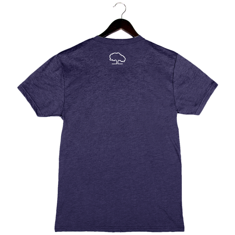 Tupelo Honey - Hustlin' & Brusselin' - Unisex/Men's Crew - Navy