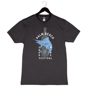 Palm Beach Food and Wine 2019 - Marlin - Unisex/Men's Crew
