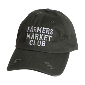 Farmer's Market Club - Dad Cap