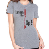 Harden The Fork Up by Chris Cosentino - Women's S/S Crew