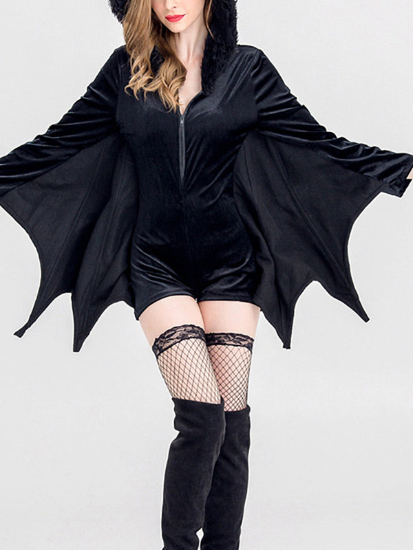 Halloween Vampire Batman Slim Fit Costume