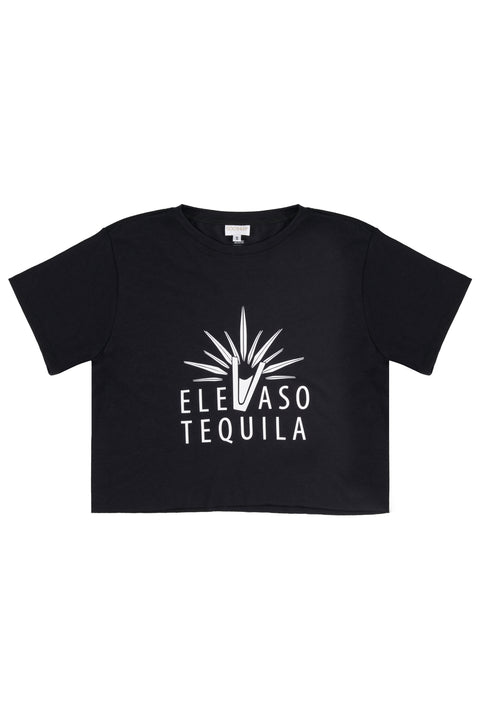 "Goldsheep ""Elevaso Tequila"" Women's Crop T-shirt"