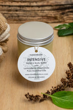 Load image into Gallery viewer, Intensive Hand & Body Butter with Lavender & Chamomile Essential Oil (60ml)