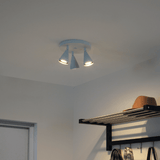 NÄVLINGE Ceiling Spotlight With 3 Spots - White