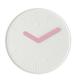 SLIPSTEN Wall Clock - White - 35 cm