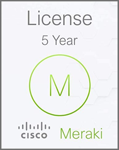 Cisco Meraki Enterprise - 5 Years Enterprise Support