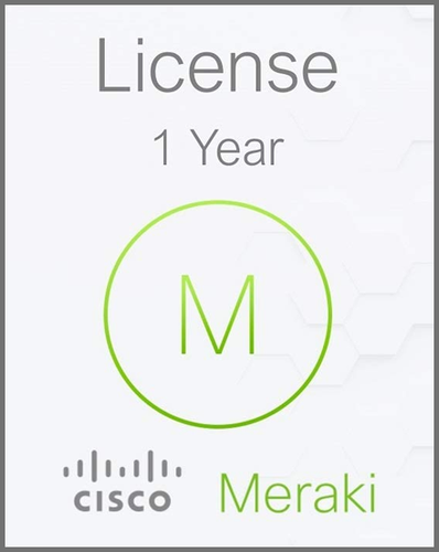 Cisco Meraki Enterprise - 1 Year Enterprise Support