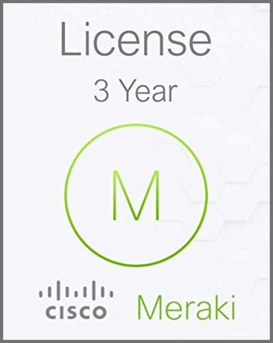 Cisco Meraki Enterprise - 3 Years Enterprise Support