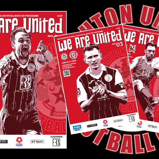 Case Study: Ashton United Programme 2018-19
