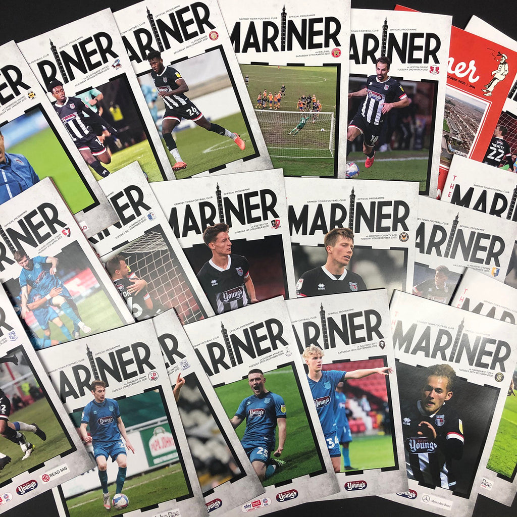 Grimsby Town FC The Mariner Programme