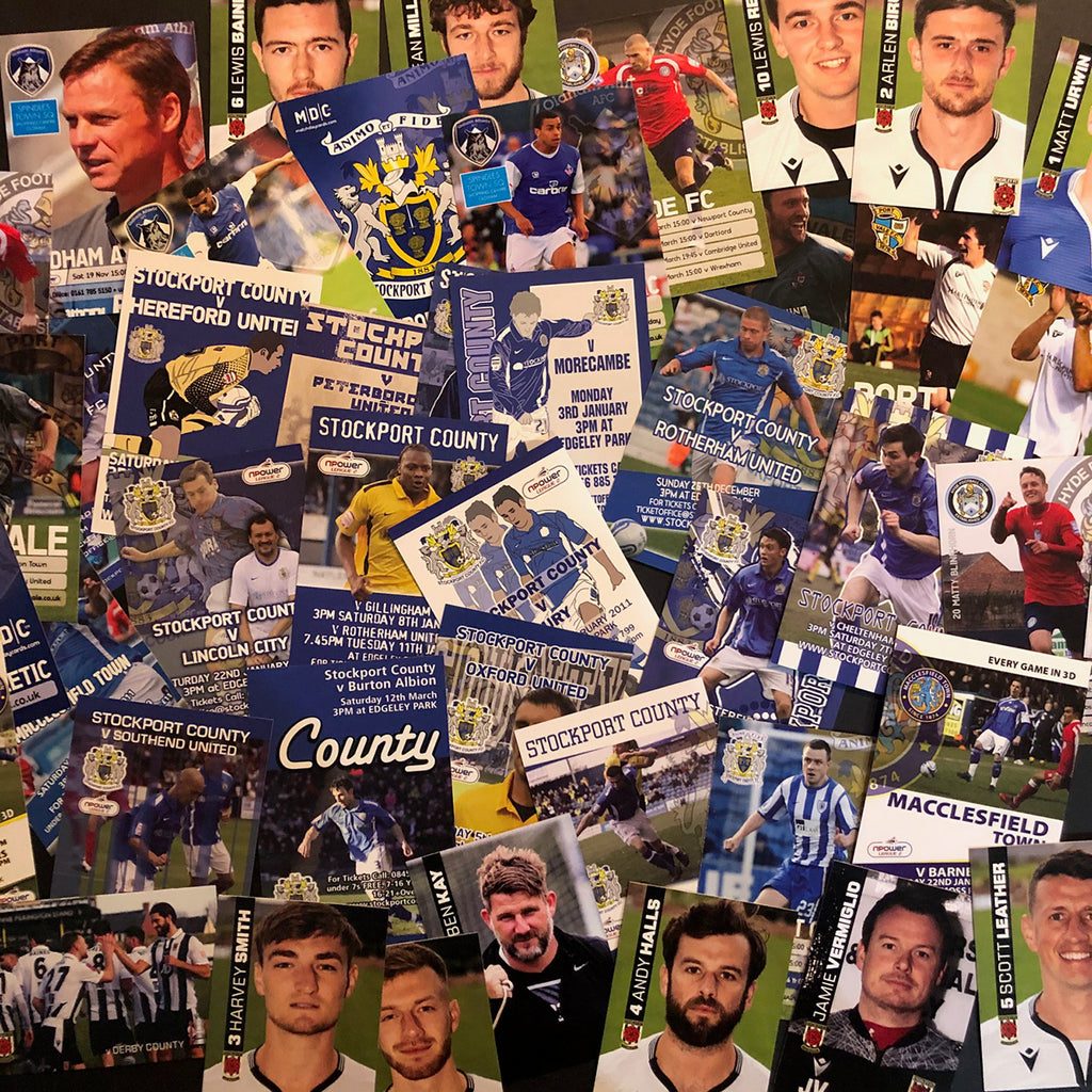 MatchDayCards Trading Cards