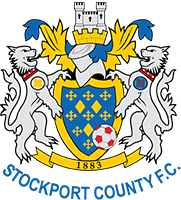 Stockport County FC crest