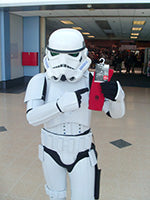 Stormtrooper supporting MAG