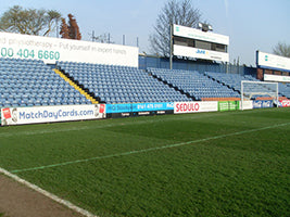Stockport County Ground Board