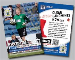 Stockport County MDC supporting MAG