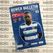 Stalybridge Celtic v Scarborough Atheltic Programme