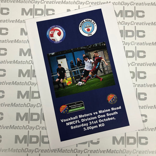 Vauxhall Motors v Maine Road Programme