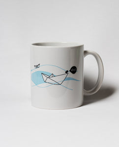 "Coffee Cup ""Ahoi"""