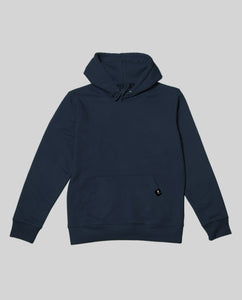 "Unisex Hoodie Navy ""Distorsion"""
