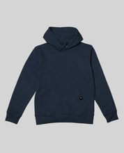 "Laden Sie das Bild in den Galerie-Viewer, Unisex Hoodie Navy ""Triangle"""