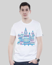 "Laden Sie das Bild in den Galerie-Viewer, Bio T-Shirt White ""B-Town"""
