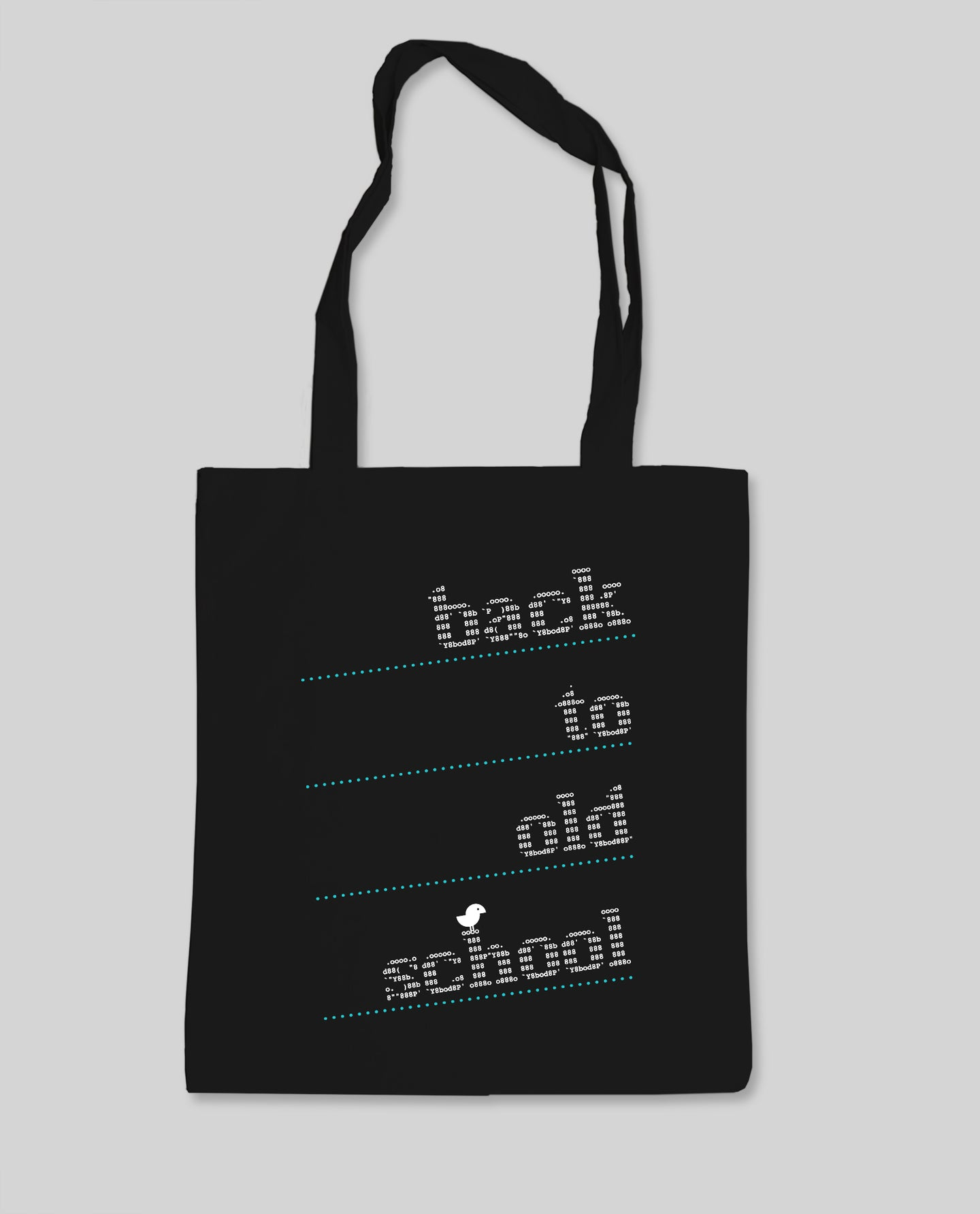 Bio Shopping Bag Black