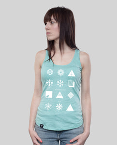 "Tank Shirt Mint ""Fashion"""