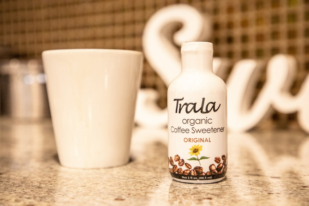 TraLa Organic Coffee Sweetener ORIGINAL FLAVOR - Organic Coffee Sweetener