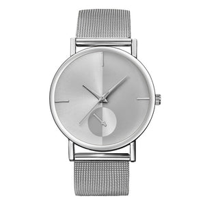 Luxury Full Mesh Dress watch - Women