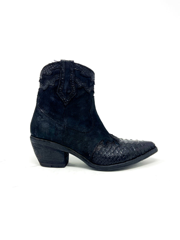ANKLE BOOT TEXAS PYTHON
