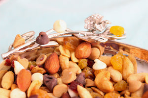 Flower Jewel Candy/Nut Dish - The Jewish Kitchen