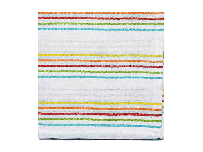 Cabana Stripe Napkins, Set of 4