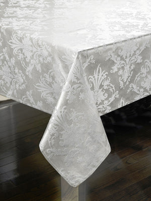 Fleur-de-lis Tablecloth - The Jewish Kitchen