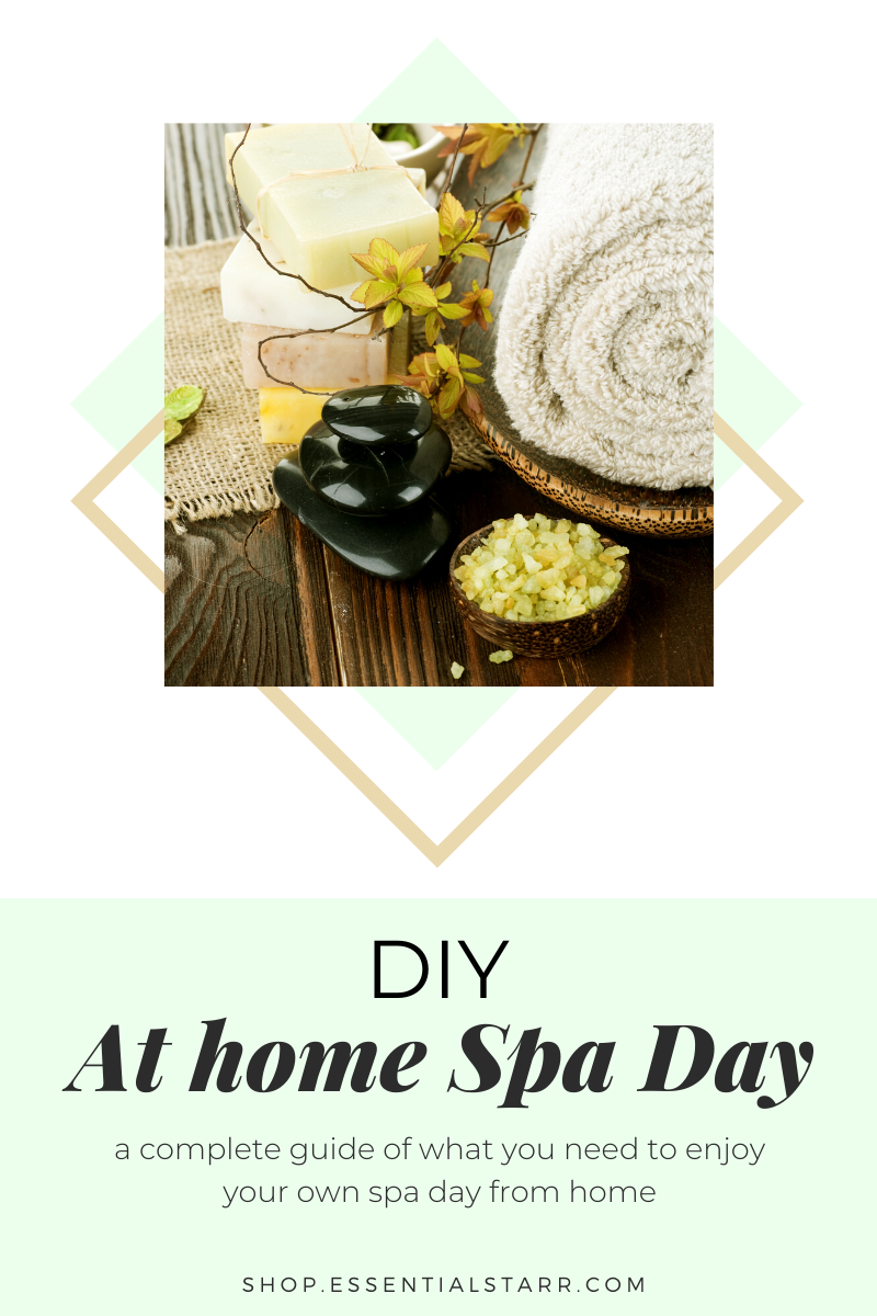 DIY At Home Spa Day
