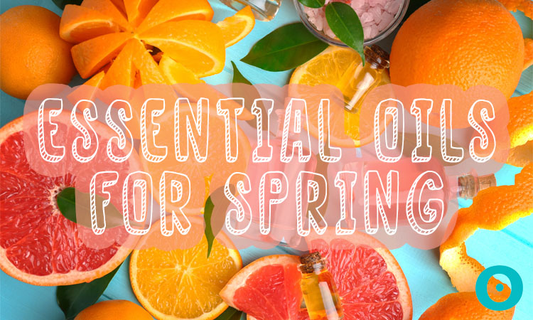 Spring Essential Oil Collection