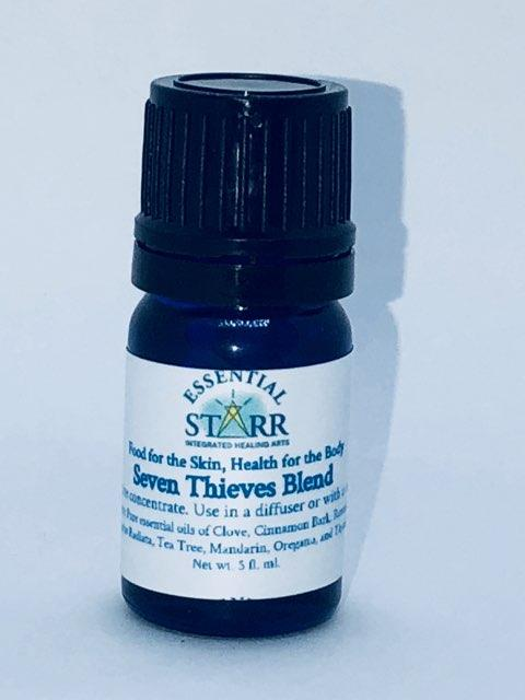Seven Thieves Blend  5 ml