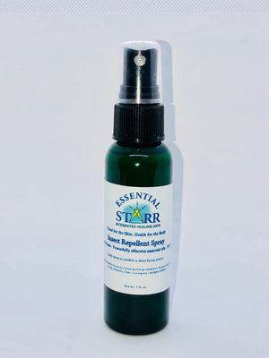 Insect Repellent Spray -- Toxin Free - All Natural