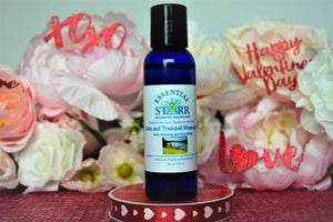 Calm and Tranquil Massage Lotion