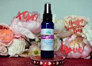 Rose Damascena Hydrosol - Organic
