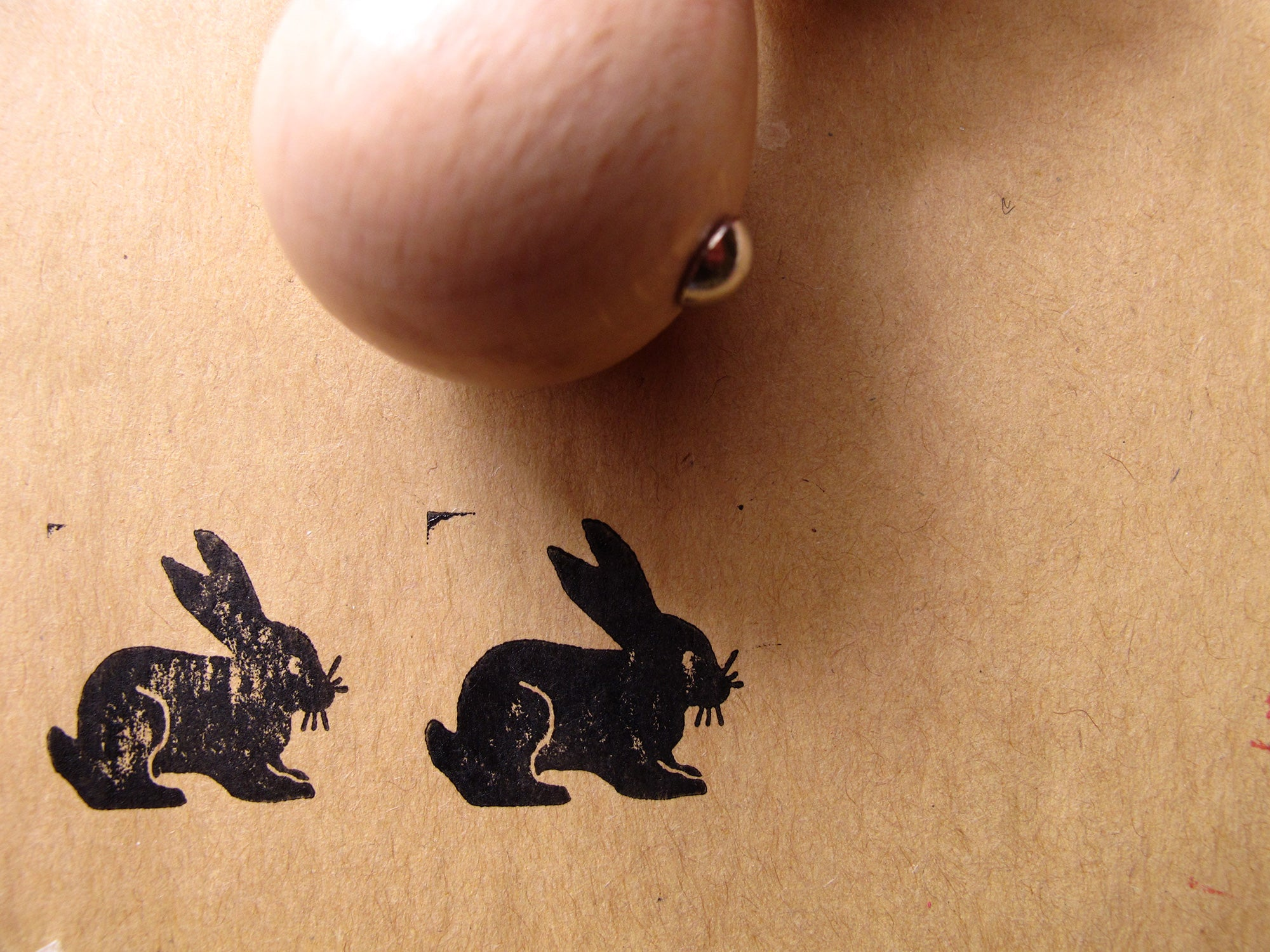 "Stempel ""Hase"""