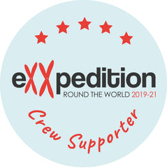 eXXpedition Round the world 2019-2020 Crew Supporter